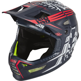 IXS Xult Bike Helmet black/colourful